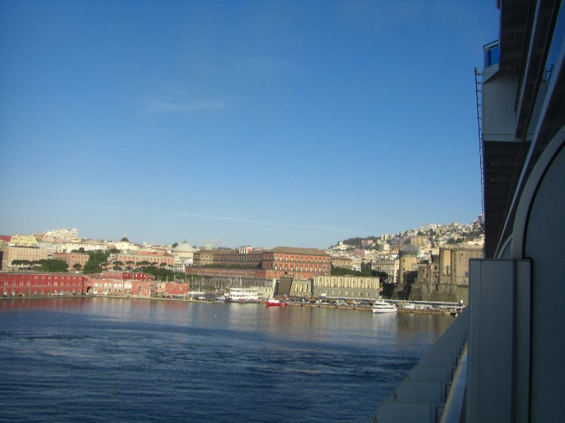The Port of Naples