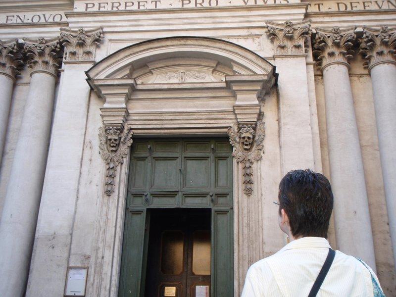 Chiesa Santa Maria Della Orazione e Morte
