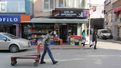 03052012 Street in Istanbul