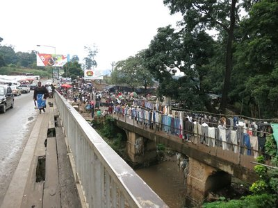 Blantyre Market Bridge