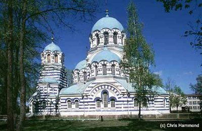 Russian Church, Svencionys