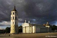 Cathedral in Vilnius
