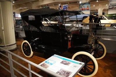 Ford 1914 Model T Touring Car