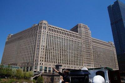 Merchandise Market Building -so large it has its own zip code in 1930