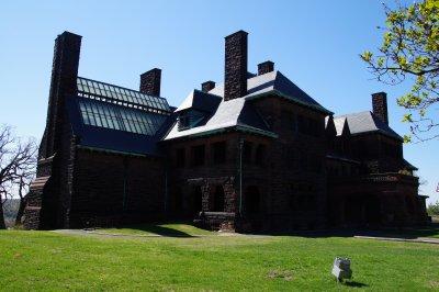 James J Hill House - Lumber millionaire house built in 1891