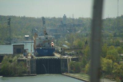 Welland Canal Lake Ontario