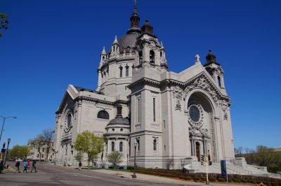 St Paul's Church Minneapolis