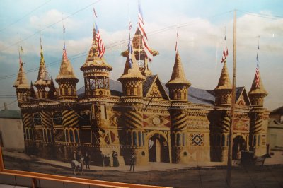 The First Corn Palace