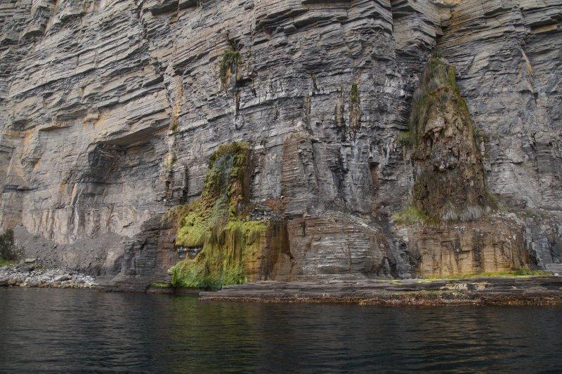 Waterfall on Fossil Cliffs, Maria Island