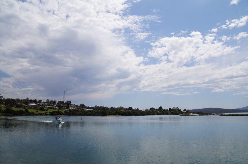 Mallacoota harbour