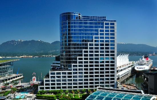 The Fairmont Hotel Waterfront, Vancouver