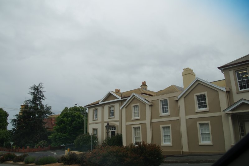 Anaethetist house in Launceston