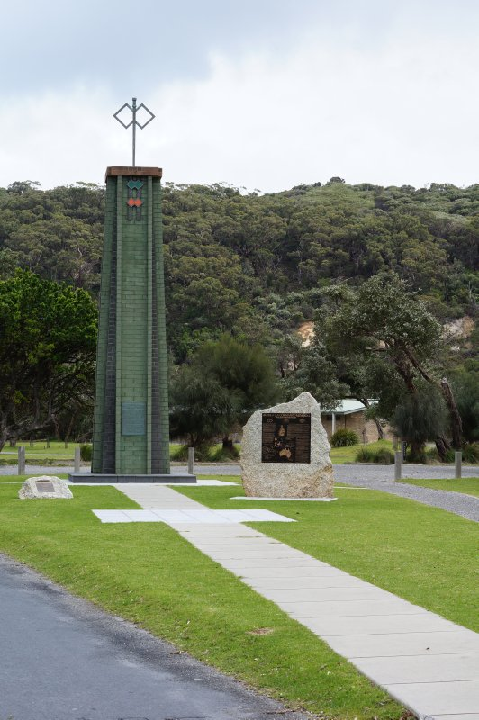 Australian Commandos Memorial at Tidal River, Wilsons Promontory