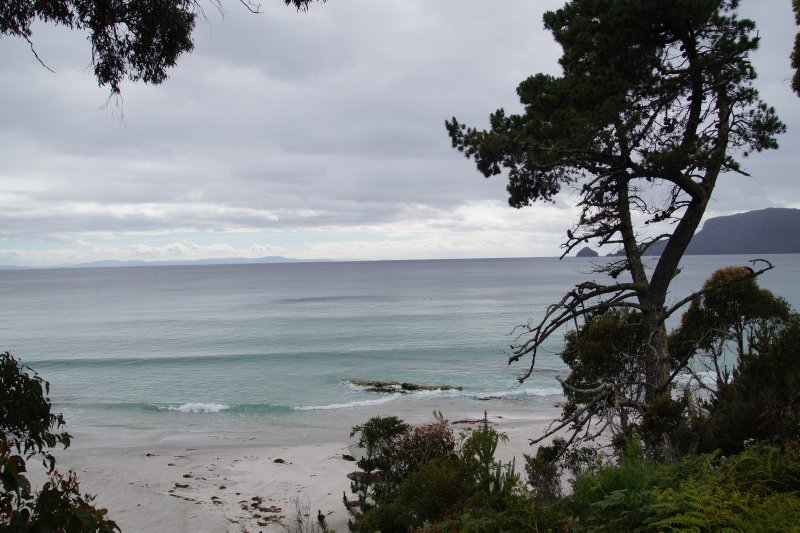 Barkers Beach, South Bruny