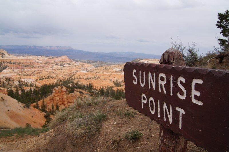 Bryce Canyon NP, Sunrise Point