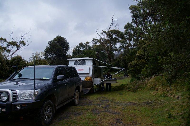 Cockle Creek Camp Ground