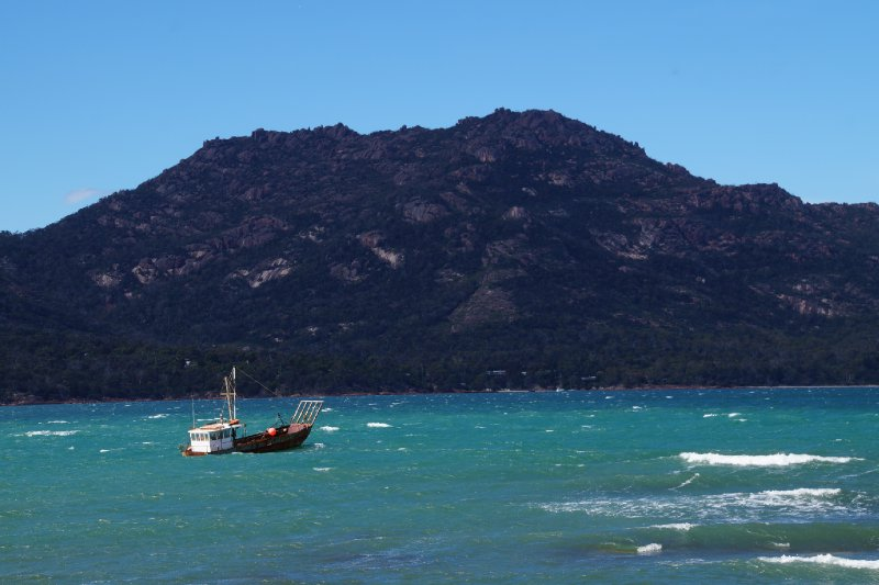 Coles Bay, Freycinet Peninsula