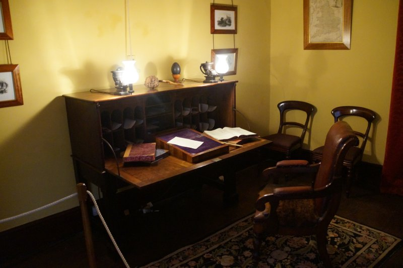 Commandant's Study