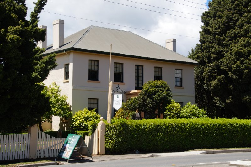 Franklin House, Launceston