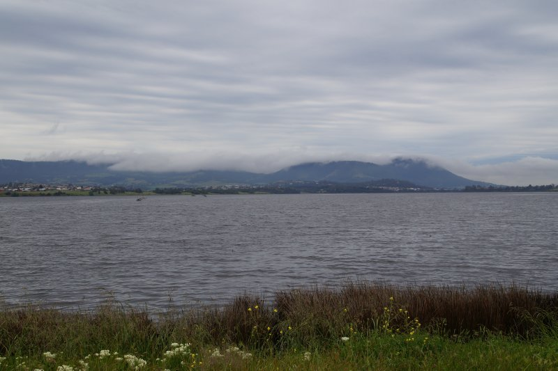 Derwent River at Glenorchy