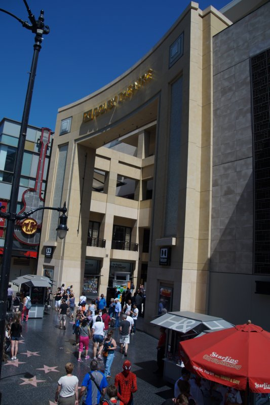 Dolby Theatre - home of Academy Awards