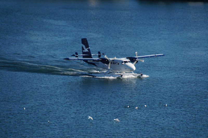 Floatplane on Inner Harbour