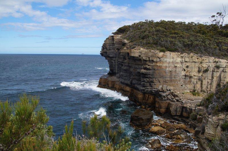 Fossil Bay near Doo Town, Tasman Peninsula