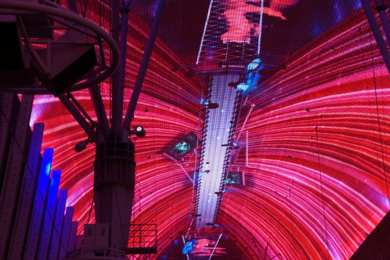 Fremont Street Experience Downtown