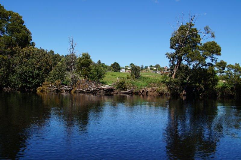 Glen Huon up the Huon River