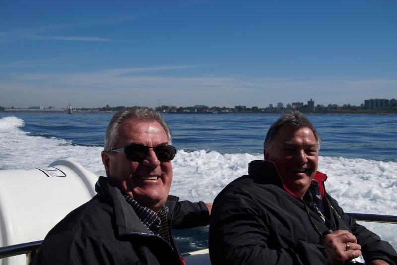 Greg and Richard