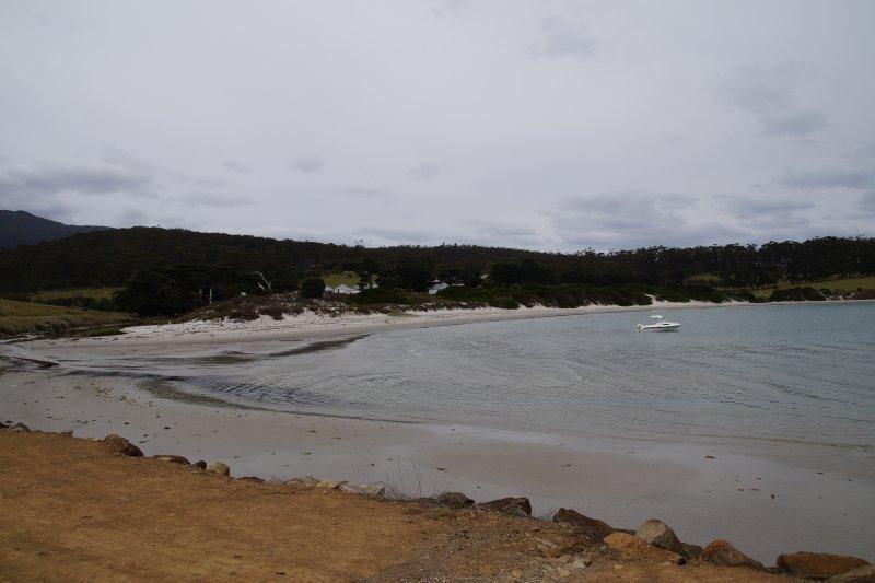 Harbour at Darlington, Maria Island