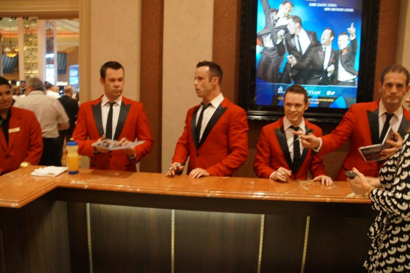 Human Nature at The Sands Room at The Venetian on The Strip 12