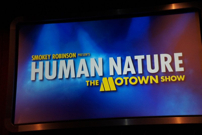 Human Nature at The Sands Room at The Venetian on The Strip