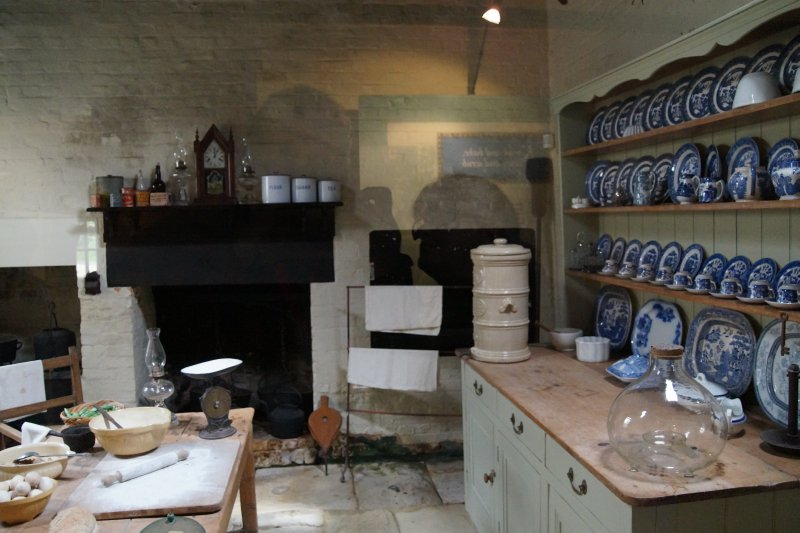 Kitchen  Commandant's House, Port Arthur