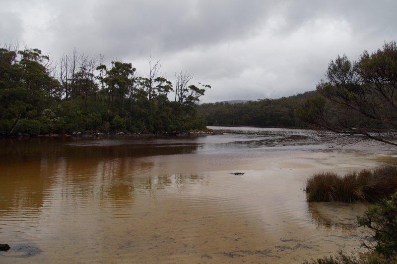 Lagoon at Cockle Creek