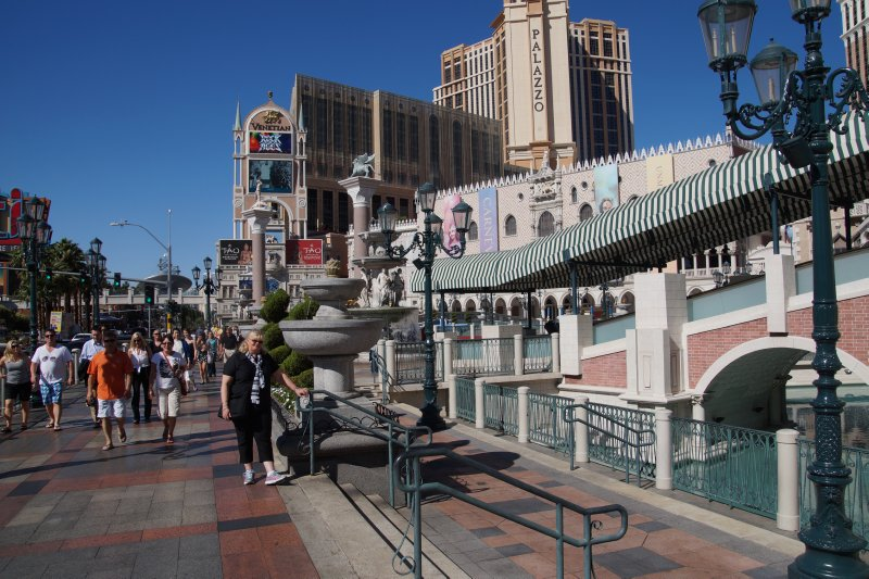 Las Vegas Boulevard - aka The Strip 1
