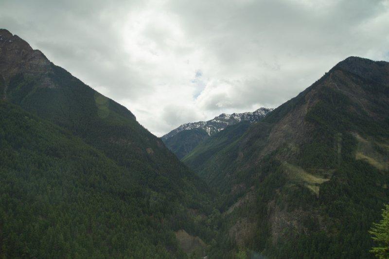Lillooet to Pemberton - Coastal Mountains