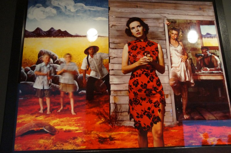 MONA - Queensland artist Tracey Moffat's Something More