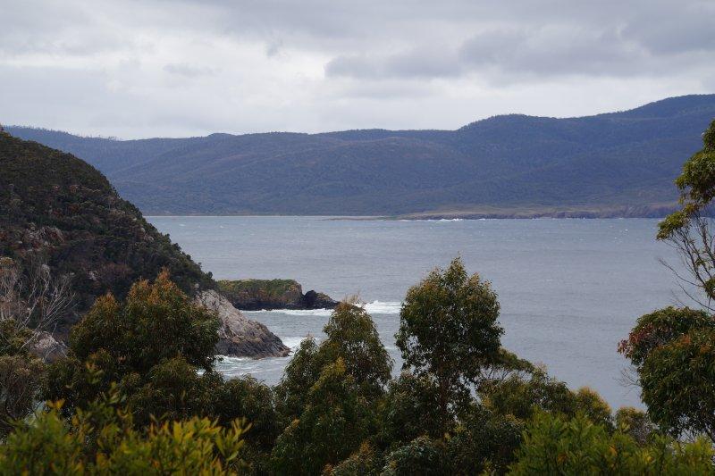 Mabel Bay, South Bruny