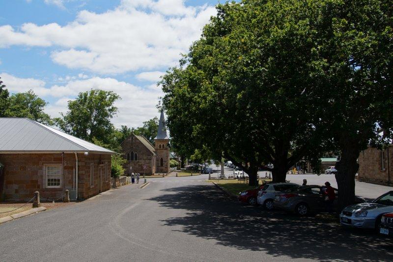 Main Street, Ross