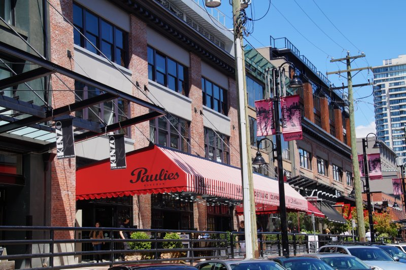 Mainland Street scene