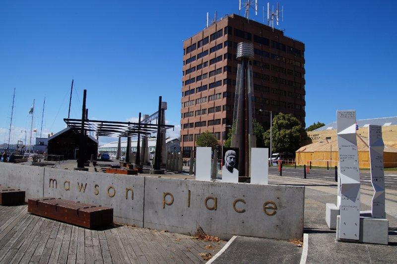 Mawson Place, Hobart