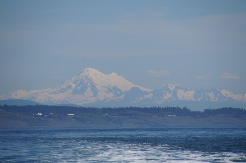 Mt Baker - photo used by Paramount Studios