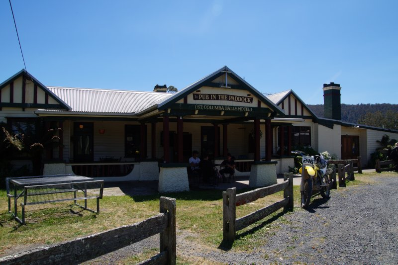 The Pub in the Paddock, Pyengana