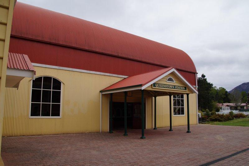 Railway Station Queenstown