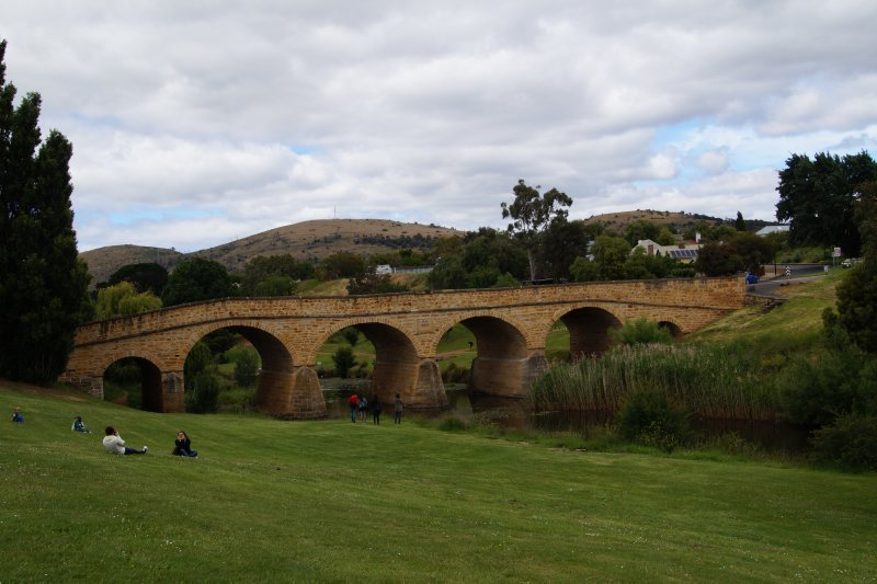 Richmond Bridge 1823
