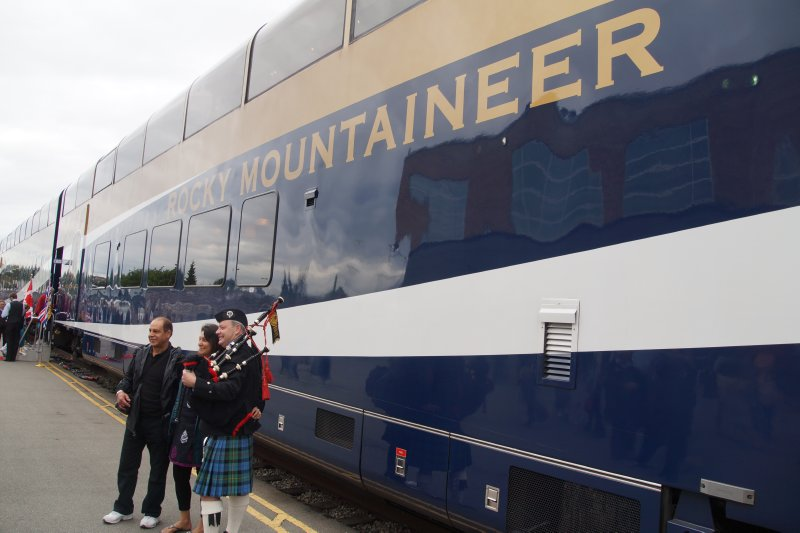 Rocky Mountaineer Station Vancouver