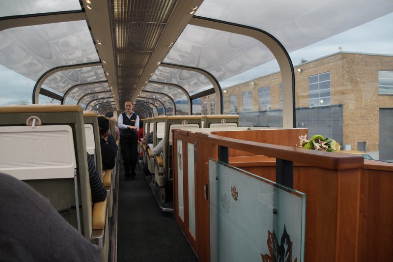 Rocky Mountaineer  Vancouver