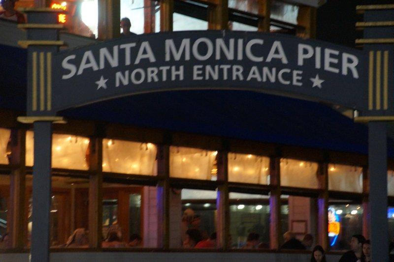 Santa Monica Beach, Los Angeles 15