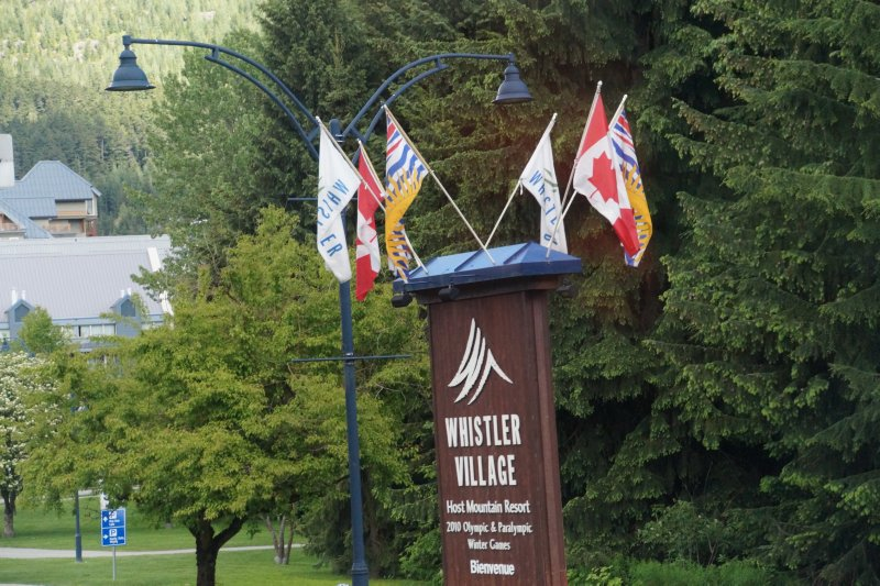 Sign into  Whistler
